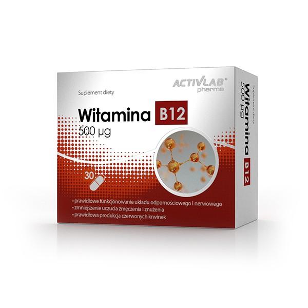 Witamina B12 500 ug